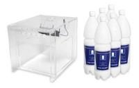 PortaSan® Vitalbox Bambini transparent inkl. 9 Liter PortaMarin®-Inhaliersole